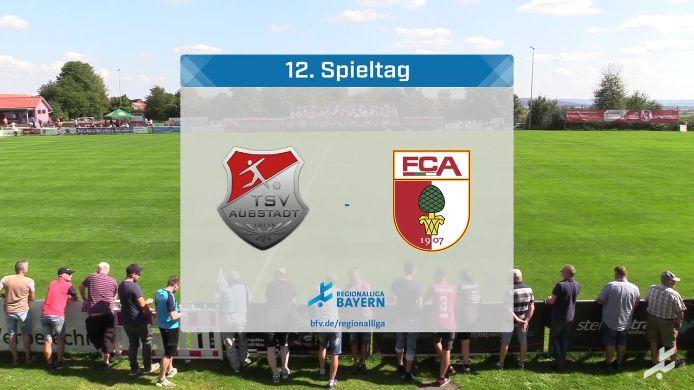 TSV Aubstadt - FC Augsburg II, 1:1