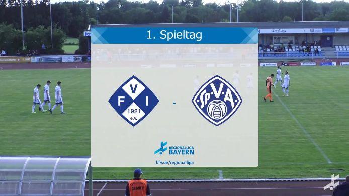 FV Illertissen - SV Viktoria Aschaffenburg, 1:0