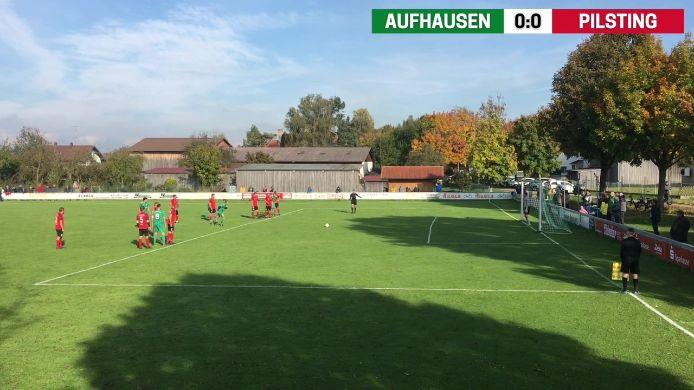 SC Aufhausen - TSV Pilsting 1:0, 3-1