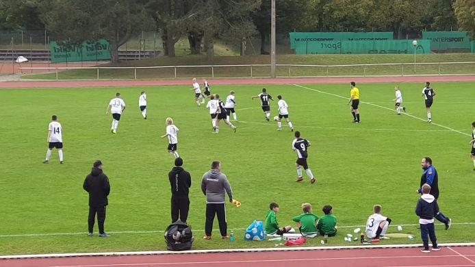 Highlights FSV Straubing U15 - GW Deggendorf III, 5:2