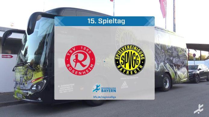 TSV 1860 Rosenheim - SpVgg Bayreuth, 1:5