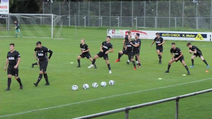 Lokalderby gegen TSV Kastl wird zur Regenschlacht, 0:0