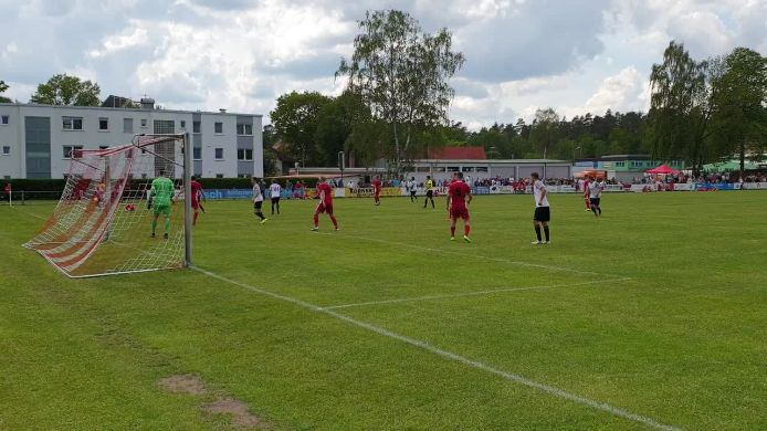 1. SC Feucht - TSV Kornburg