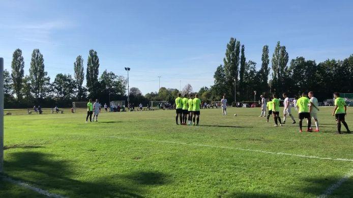 FC Bosna Nürnberg - SV Maiach-Hinterhof Nbg.