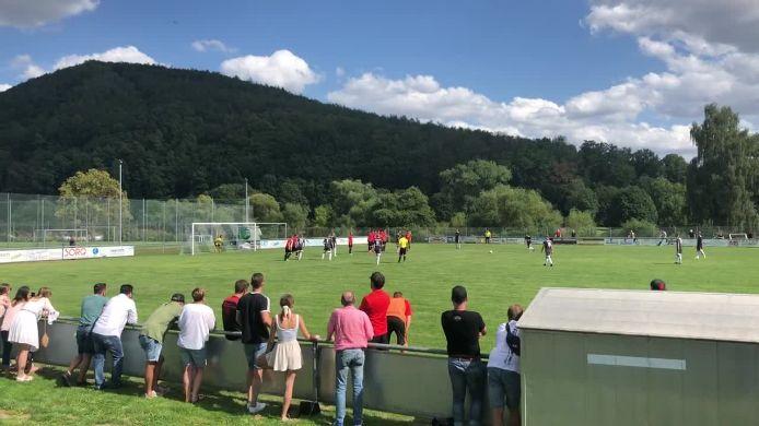 TSV Lohr - SSV Kitzingen.