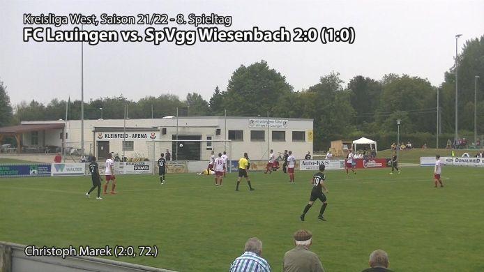 FCL - SpVgg, 2:0