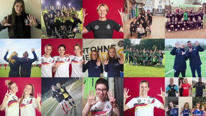 DFB-Trailer: 50 Jahre Frauenfußball in Deutschland