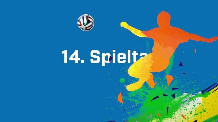 Regionalliga Bayern 2021/22 alle Spiele, alle Tore - der 14. Spieltag