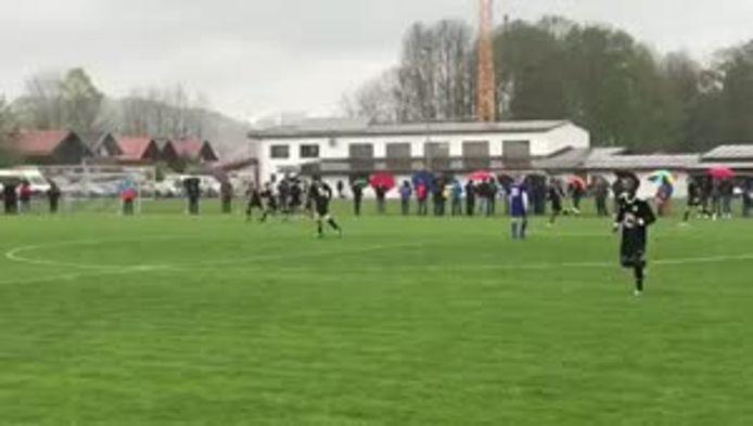 SV Wackersberg - SC RW Bad Tölz