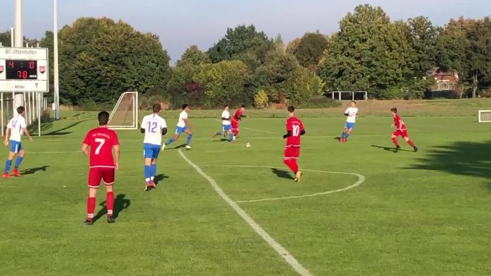 BC Uttenhofen - SV Ilmmünster
