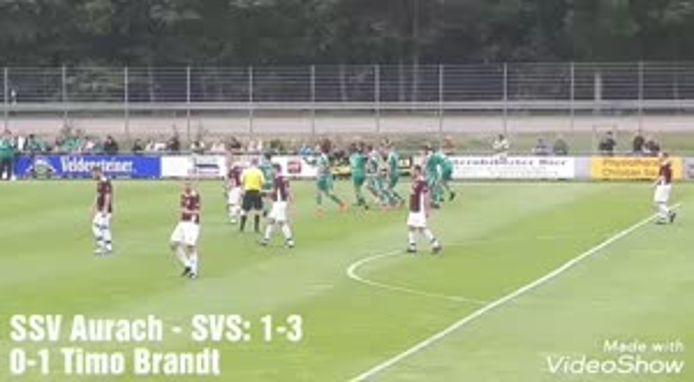 SSV Aurach - SV Steigerwald-Münchsteinach