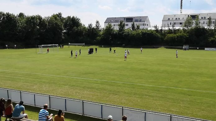 FC Langweid - TSV Harburg