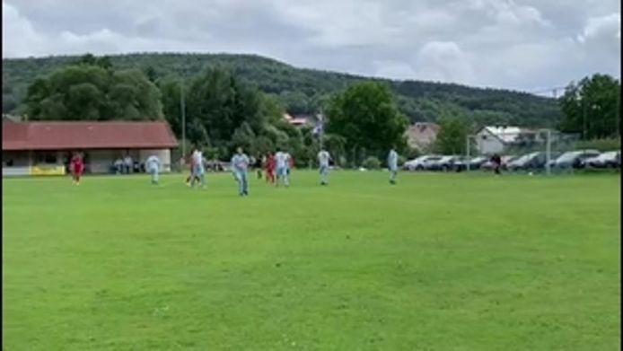 SG Drügendorf/Weigelshofen II - SG Neuses 1 / Altendorf 2, 0-4