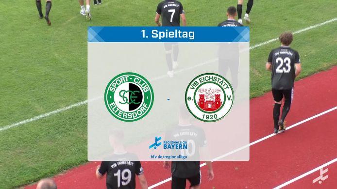 SC Eltersdorf - VfB Eichstätt, 0:3