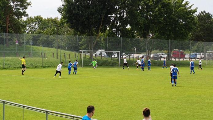 FC Türk Sport Garching II - Fortuna Unterhaching II