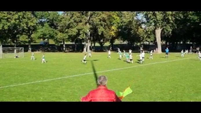 1. FC Schweinfurt 05 U12 - SpVgg Ansbach U12, 0:10