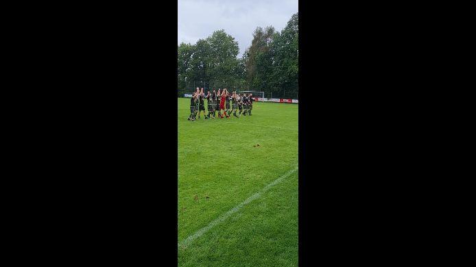 SV Frensdorf - 1. FC Falke Röbersdorf, 3:0