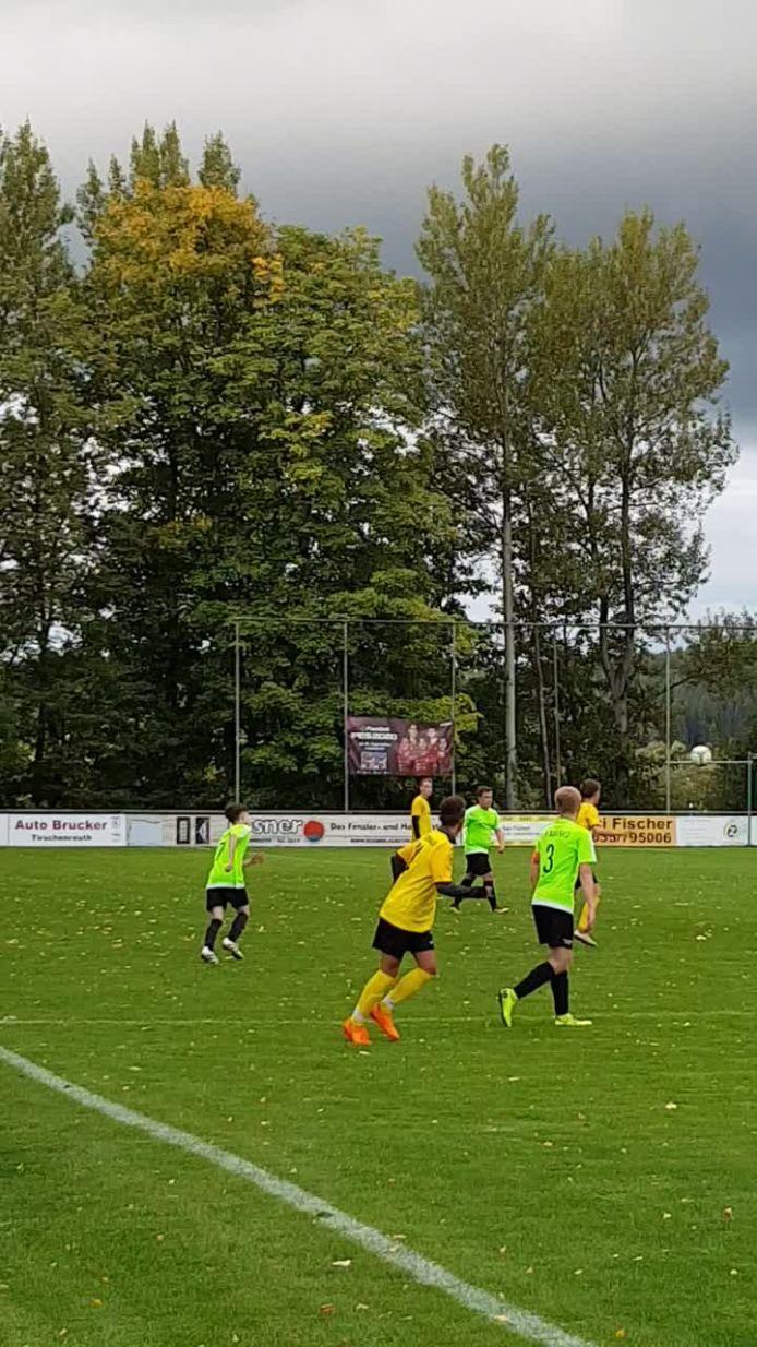 TSV Bärnau - (SG) 1. FC Schönwald