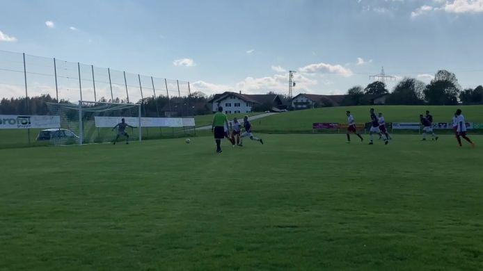 SV Höslwang - FC Grünthal II, 3-2