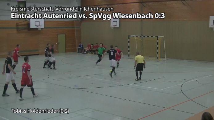 GV Eintracht Autenried - SpVgg Wiesenbach
