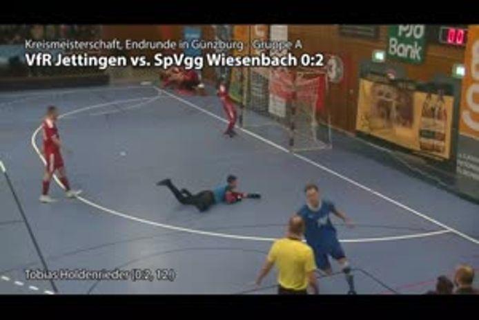 VfR Jettingen vs. SpVgg Wiesenbach