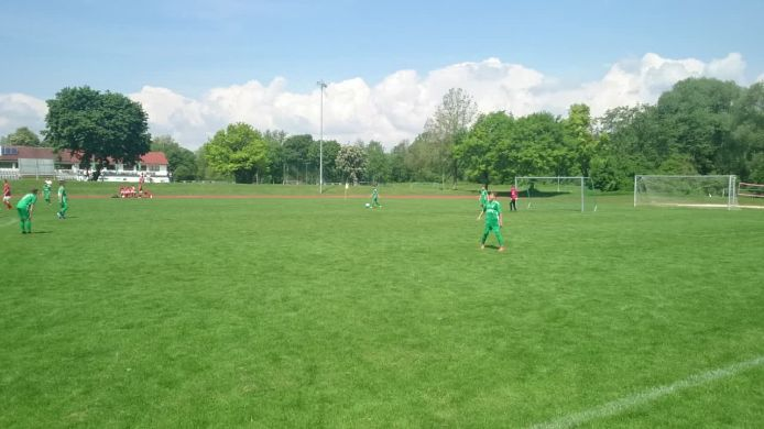 2., TOR, 1:0, TSV Allershausen