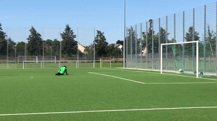TSV Trudering München 2 - SV Helios-Daglfing München, 0-20