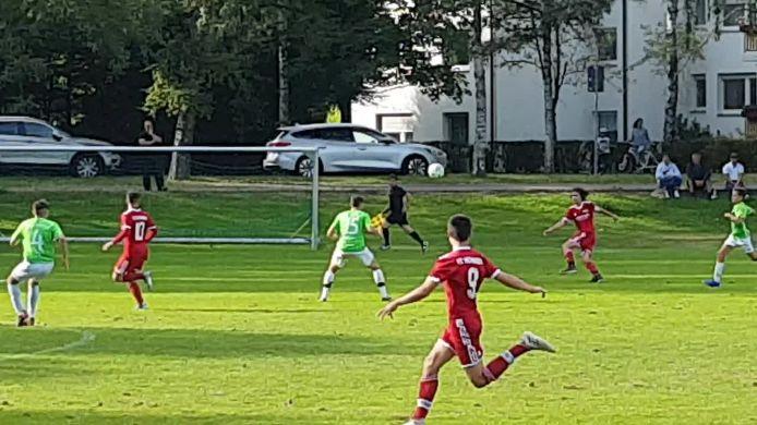 FC Memmingen II - FC 1920 Gundelfingen