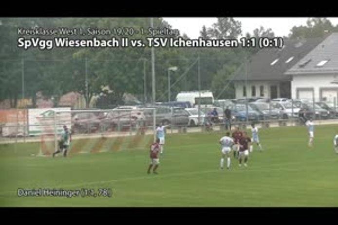 SpVgg Wiesenbach 2 - Türkspor Ichenhausen