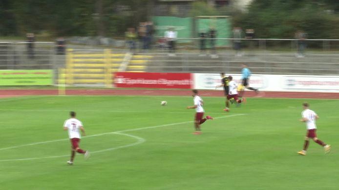 SpVgg Oberfranken Bayreuth - FCN II (1:0)