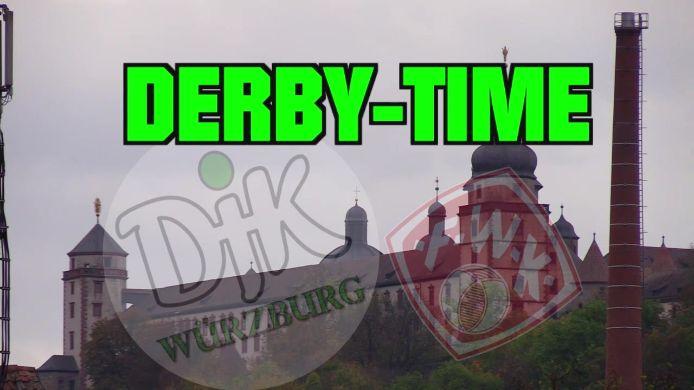 DJK Würzburg - FC Würzburger Kickers II, 1:0