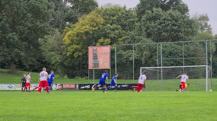 SV Heilgersdorf - SV Hafenpreppach, 3:1