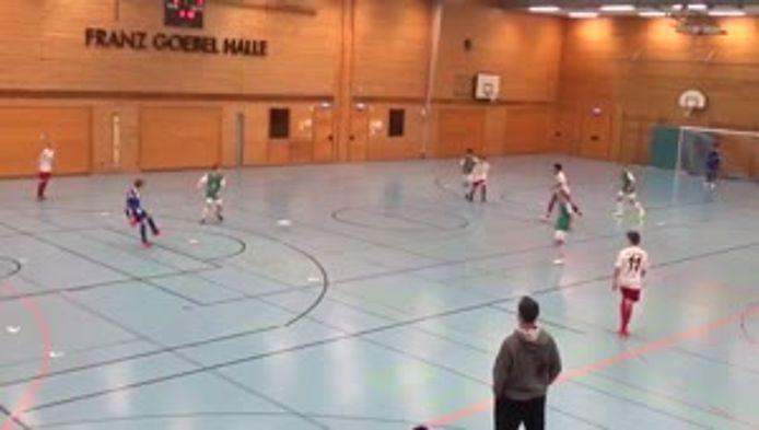 Lupfertor von Ben Seifert vom 1. FC Schweinfurt 05 U14
