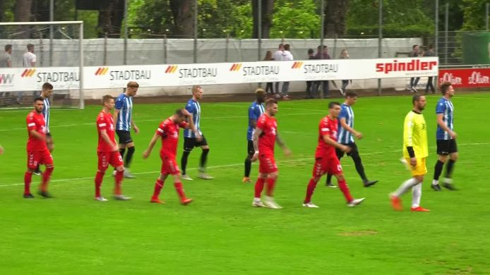 Würzburger FV - TSV Aubstadt (0:3)