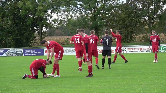 VfB Bach-Donau - TSV Dietfurt 0:0