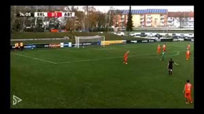 ATSV Erlangen - TSV Abtswind 4:2 - Traumtor!