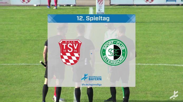 TSV Rain/Lech - SC Eltersdorf, 0:2