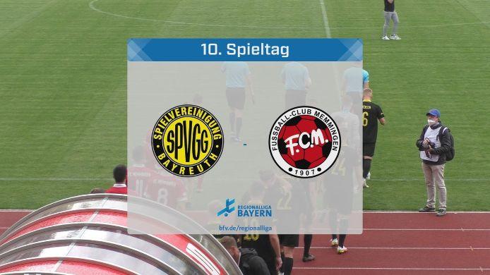 SpVgg Bayreuth - FC Memmingen, 2:1