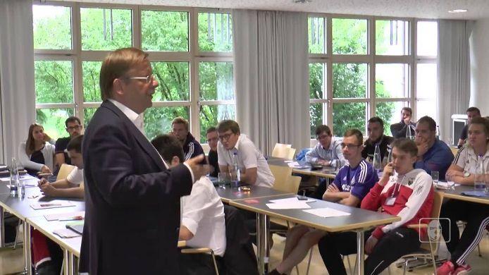 Bayernweite U30-Netzwerkschulung