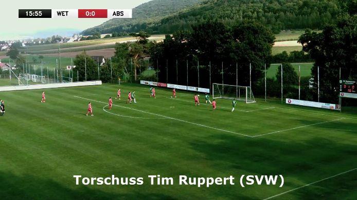 Highlights SVW – TSV Absberg, 3:0