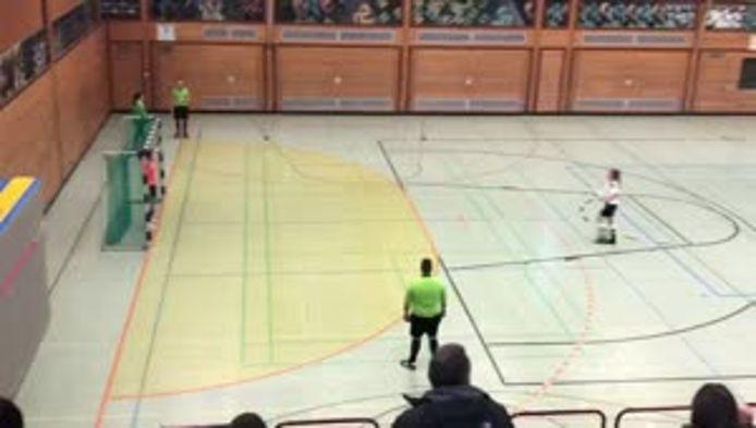6m Schiessen im Halbfinale