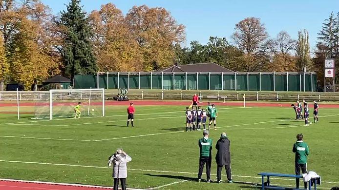 SG QUELLE Fürth - TSV Großbardorf, 2-2