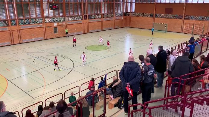 (SG) DJK Fiegenstall1.FC-VFL Pleinfeld/SpVgg Kattenhochstatt/TSV Ramsberg - 1. FCN Frauen- u. Mäd.-Fußball