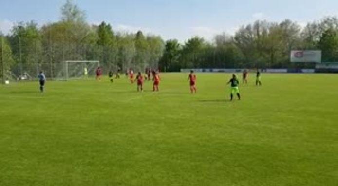 SV Grün-Weiß Baiershofen - SV Wörnitzstein-Berg.