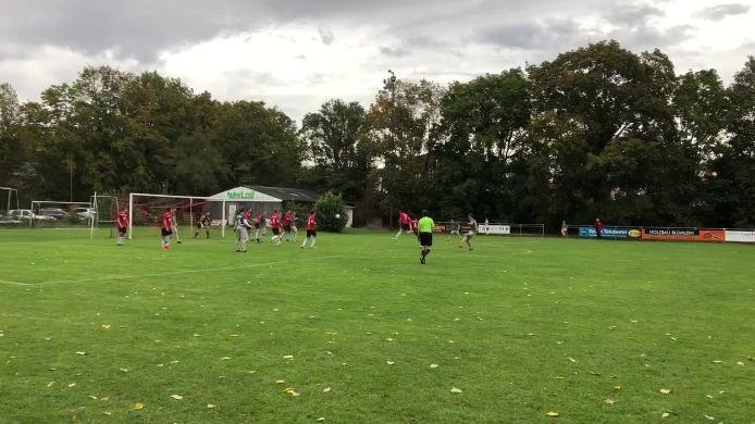 ATSV Forchheim - SC Egloffstein 2:2 Ausgleich in der 88. Minute durch durch Mehmet Akar