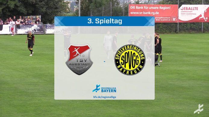 TSV Aubstadt - SpVgg Bayreuth, 1:2