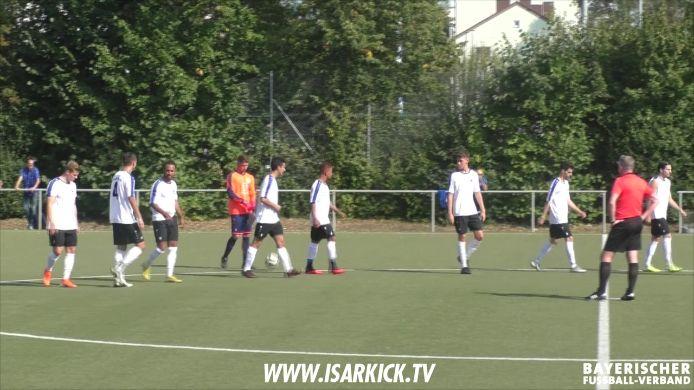 Spiel FC Wacker München - TSV Großhadern  , 2:2