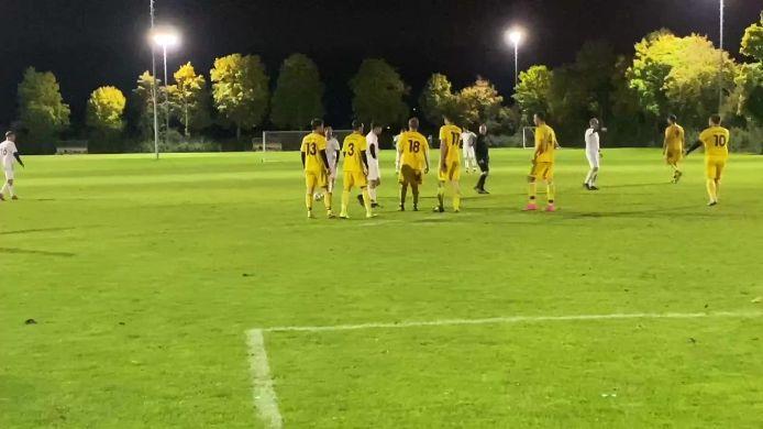 TSV Eching III - SpVgg Attenkirchen II, 4-1