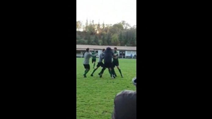 1:1 Pascal Stürmer 96. Minute, 1:1