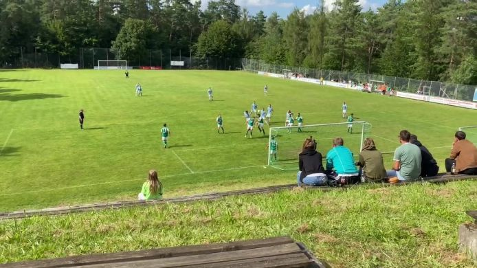 SpVgg Roßbach - TSV Heimbuchenthal II, 1-0